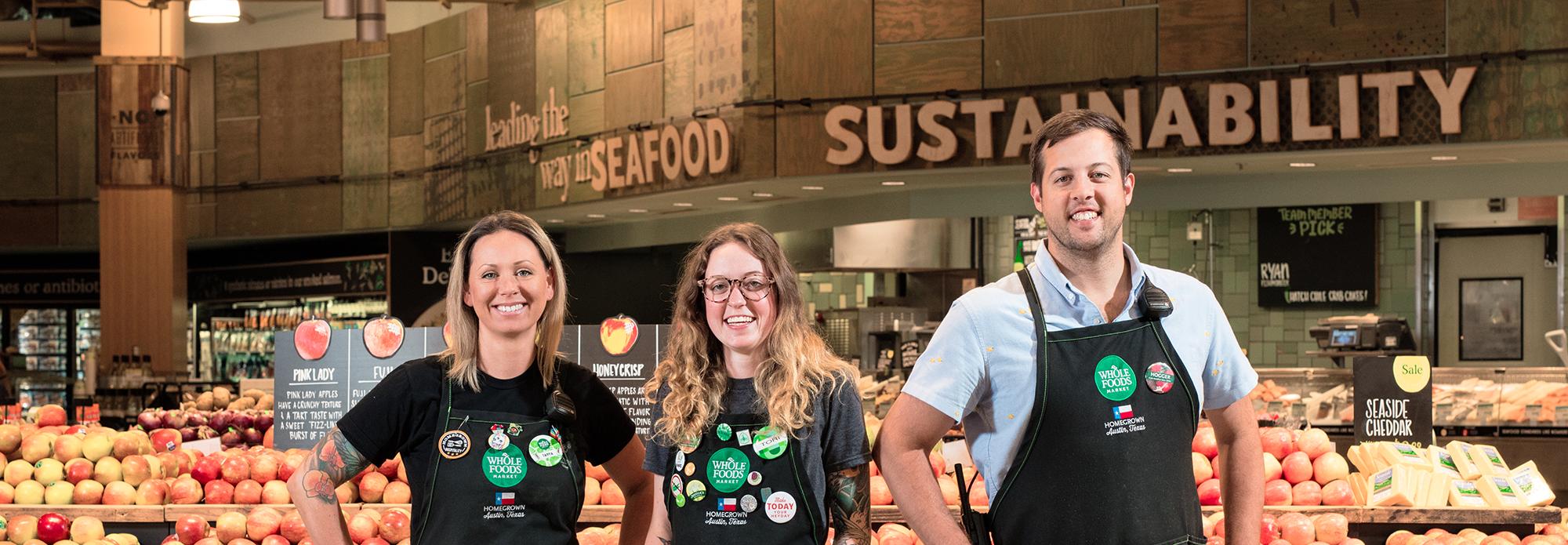 Whole Foods Market Team
