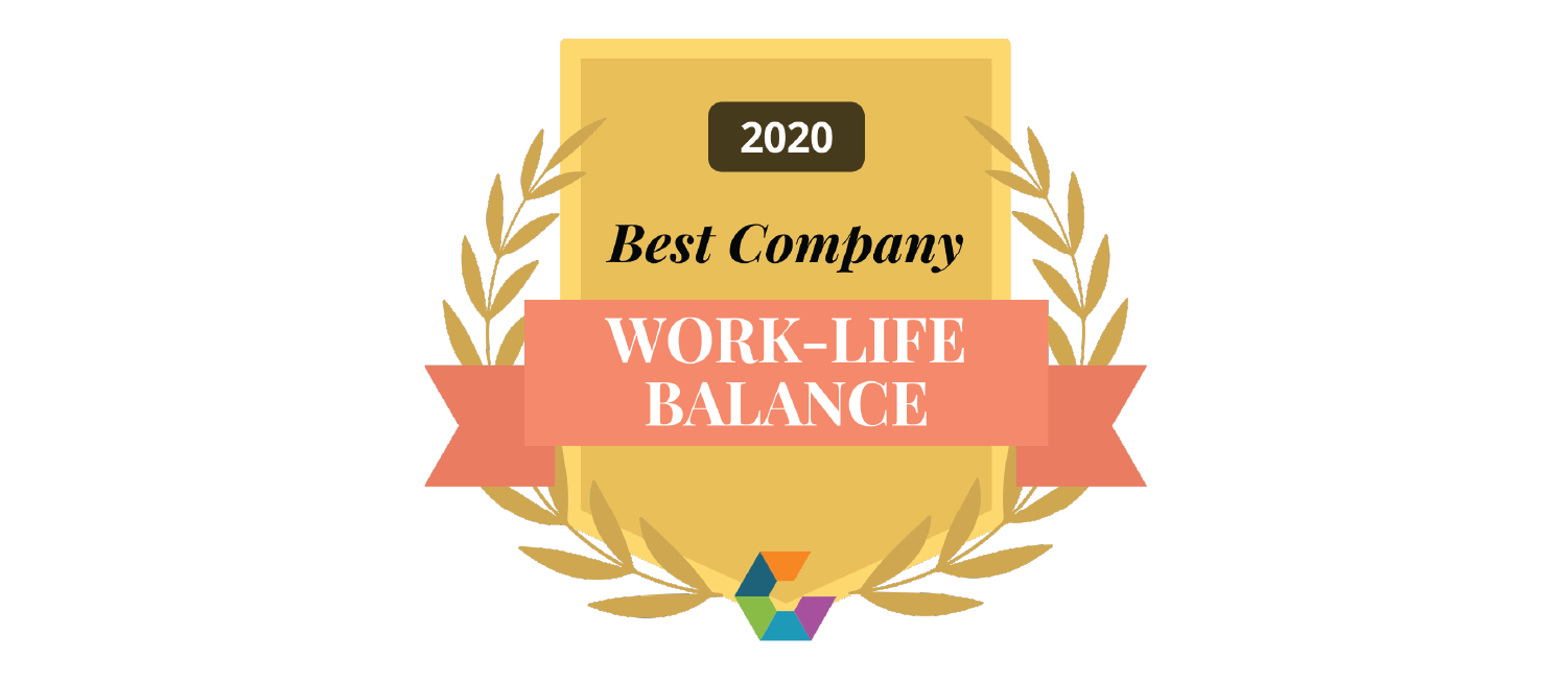 Best Company for Work Life Balance