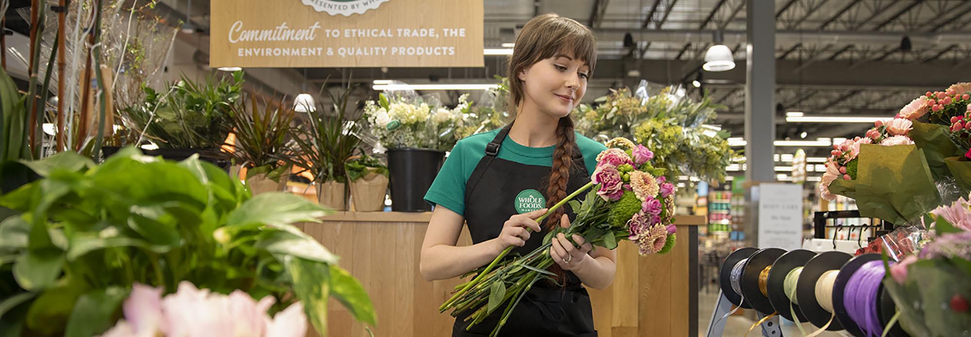 Floral Team Member
