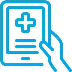 Integrated Health System Icon
