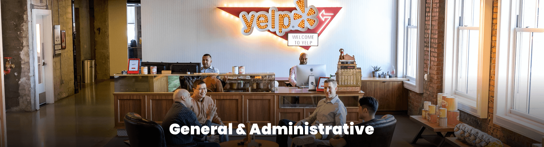 General & Administrative